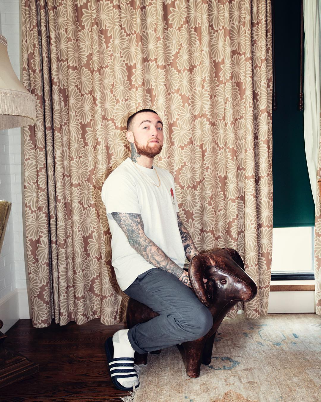 "Escucha ""Now That You Hear"", un nuevo tema de Mac Miller filtrado en Internet"