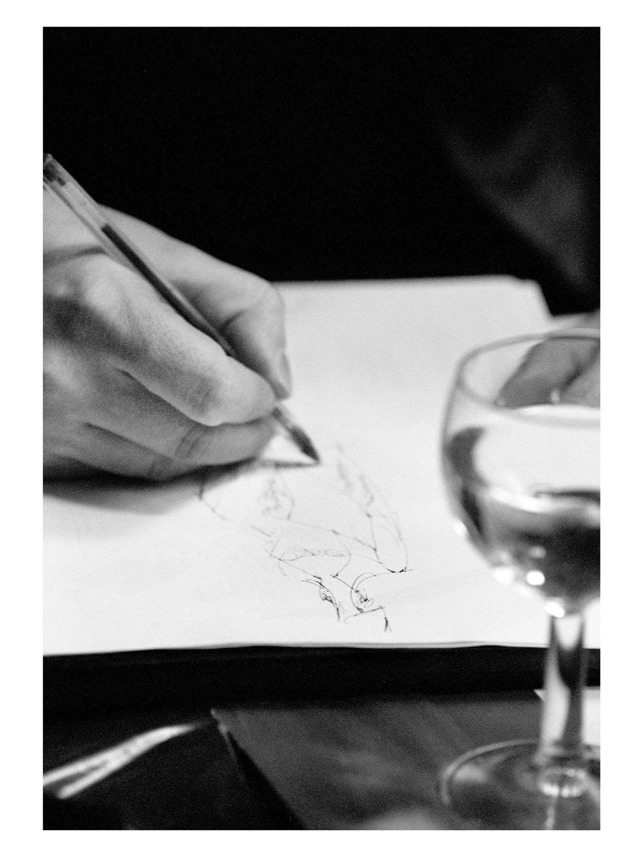 """Ann Ray & Lee McQueen: Rendez-Vous"". Fotografía: Ann Ray"