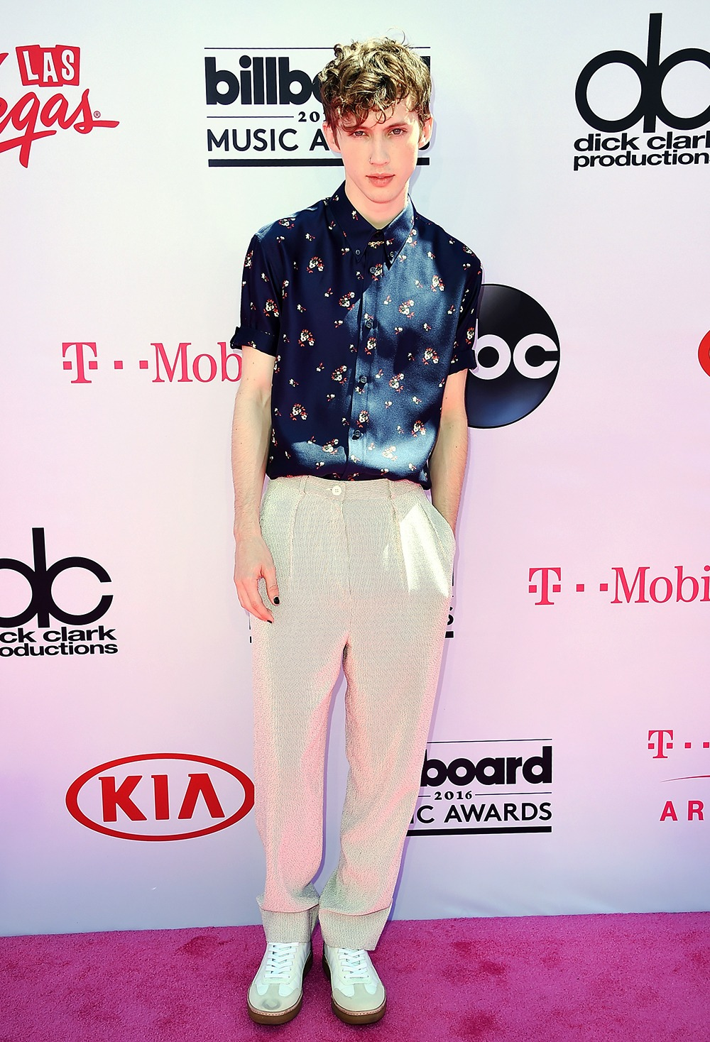 Troye Sivan. Fotografía: Getty