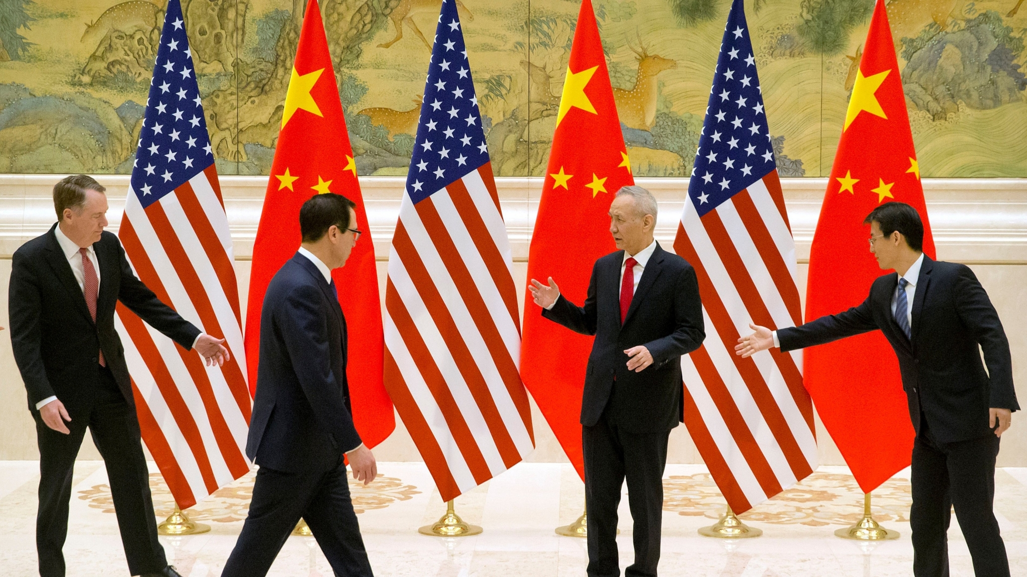 Estados Unidos y China eliminarán aranceles tras un acuerdo de tres fases
