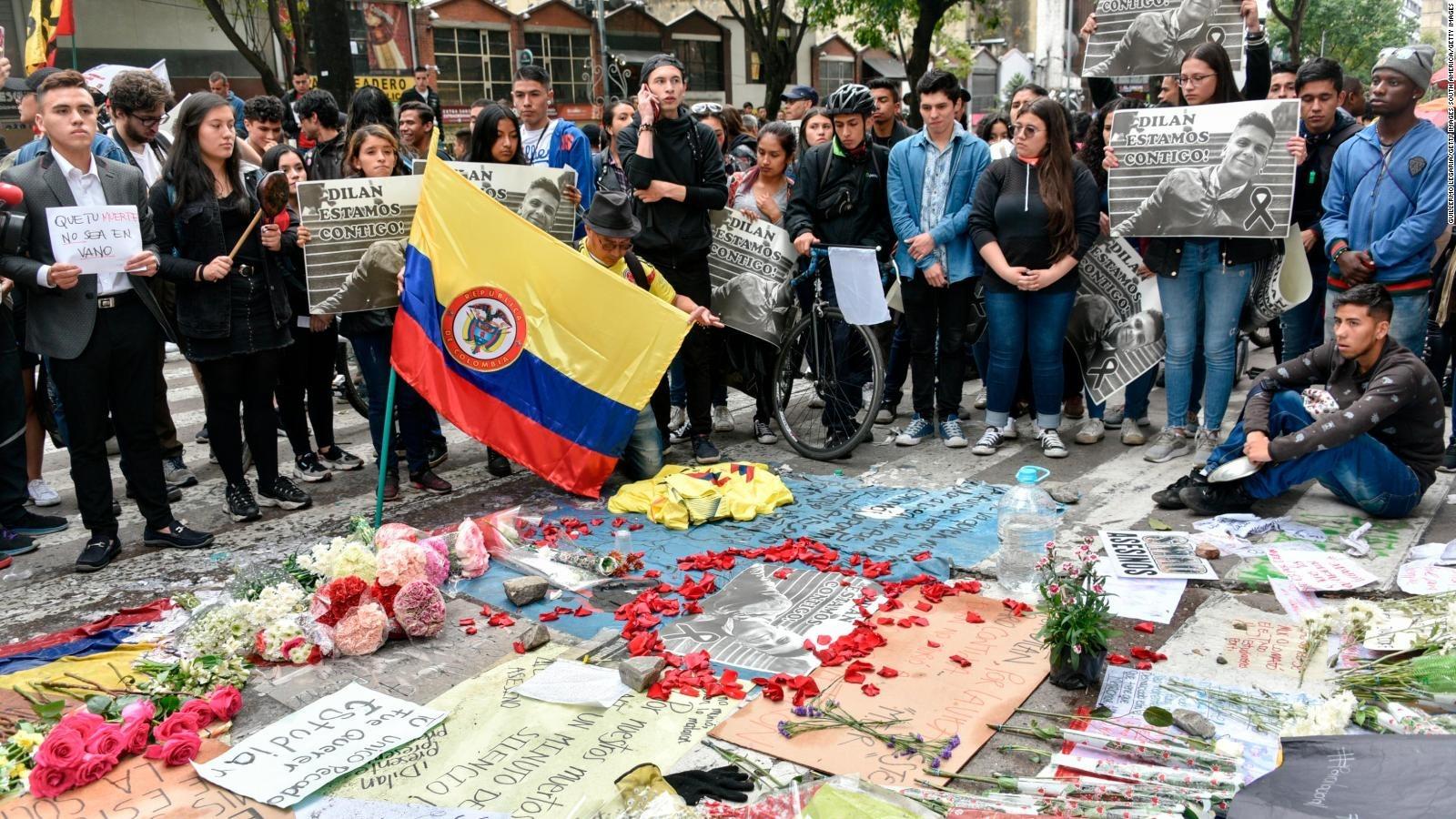 Colombia: Líderes sociales plantean nuevo diálogo con Duque y más movilizaciones
