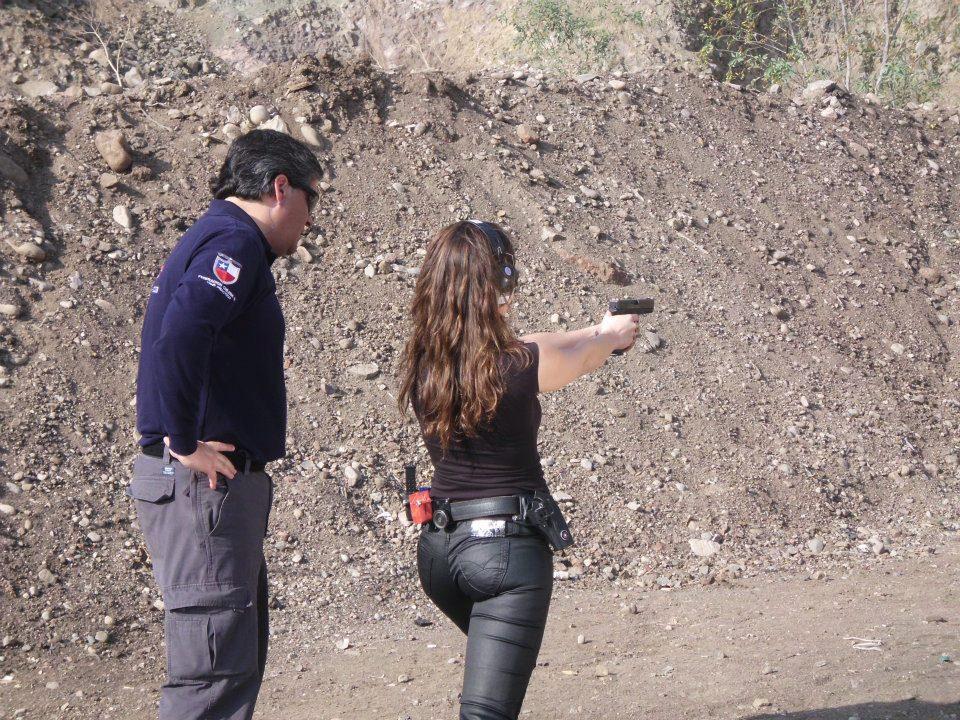 Chile: Se disparan las ventas de armas de fuego por paranoia tras protestas