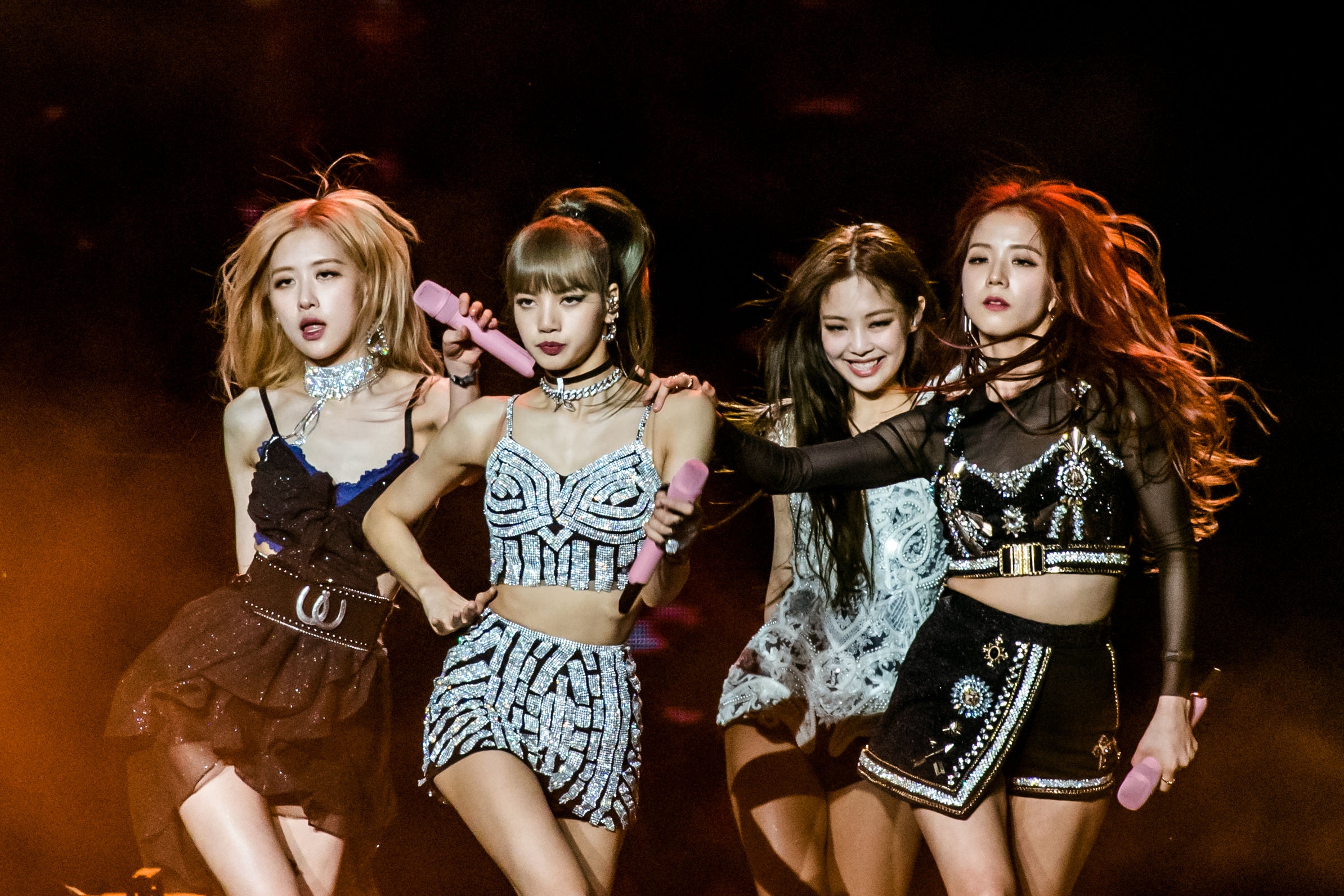 Los 7 performances en vivo más salvajes de BLACKPINK