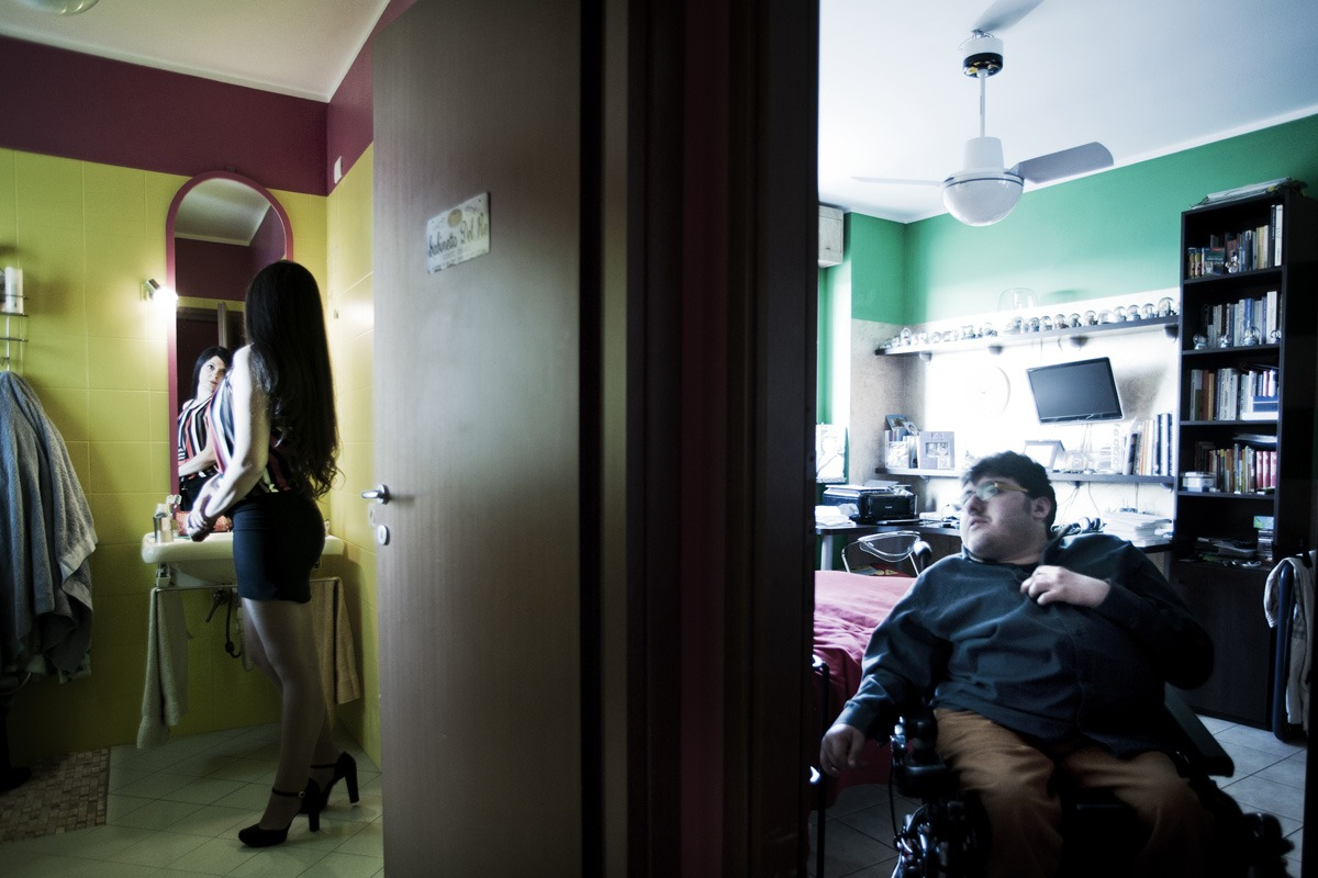 """Love Givers"". Fotografía: Simone Cerio"