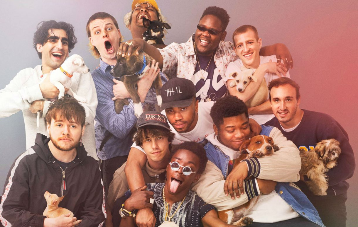 """KEEPING THE BAND"": BROCKHAMPTON comparte el primer teaser de su nueva docuserie web"