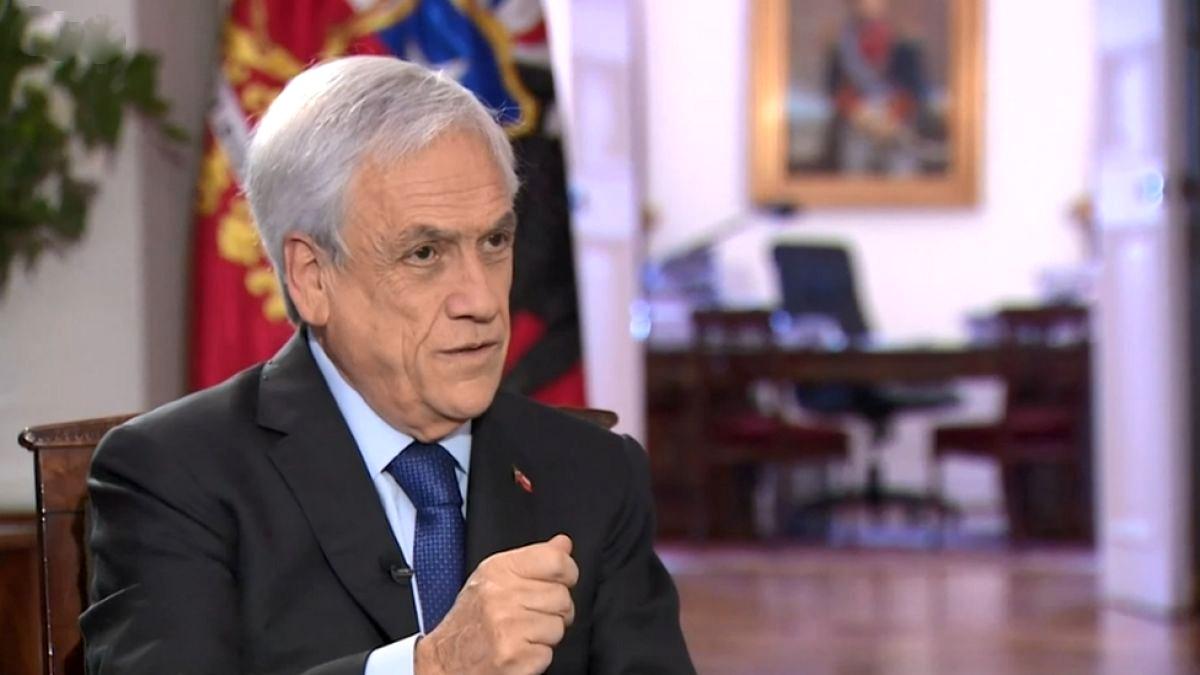 Crisis en Chile: Sebastián Piñera asegura que no renunciará, pero está abierto a reformas constitucionales