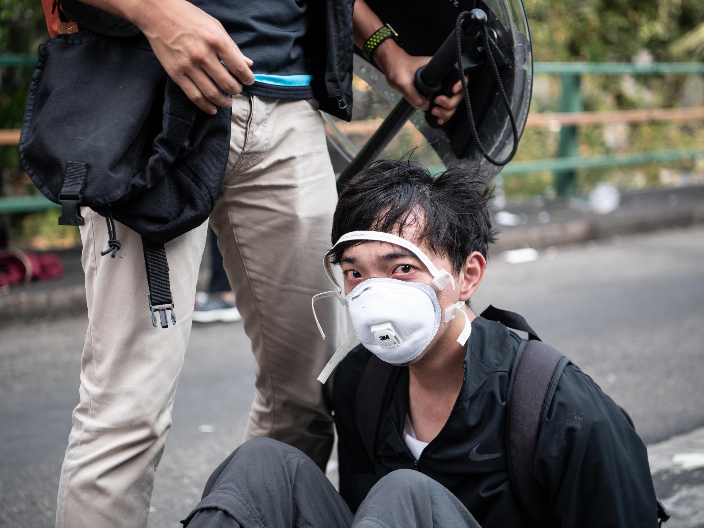China amenaza a Estados Unidos por un proyecto de Ley en apoyo al movimiento pro-democracia de Hong Kong