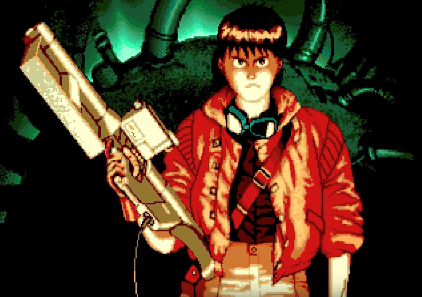 """Sale a la luz el videojuego inédito de """"Akira"""", perdido desde los años 90"""