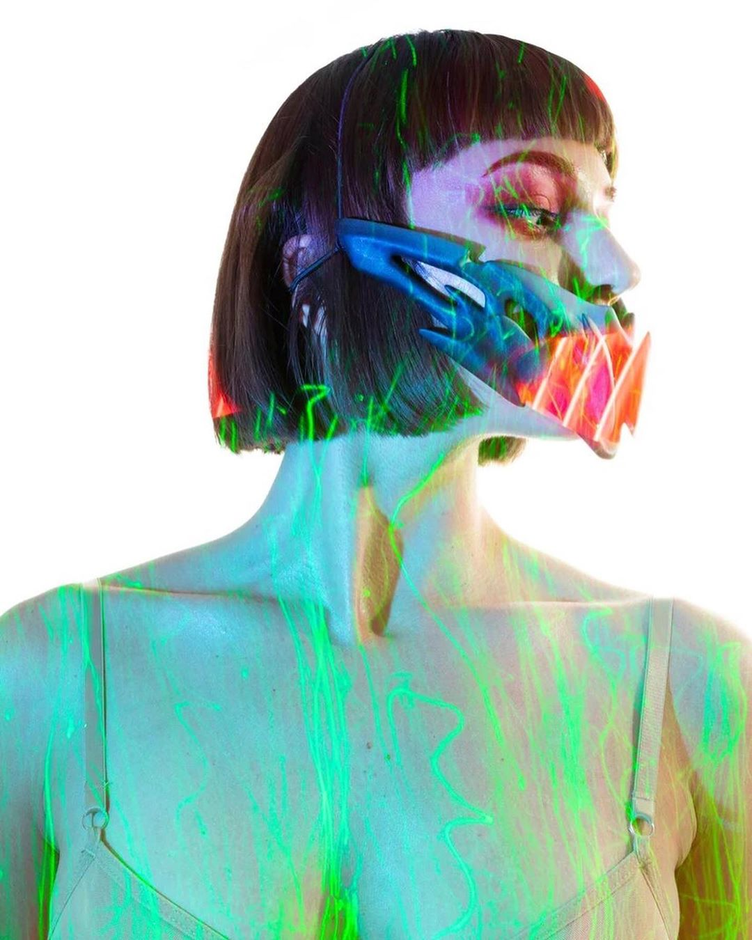 Conoce a Nikita Replyanski, el cyber designer que crea interfaces neurales, prótesis y filtros de AR futuristas