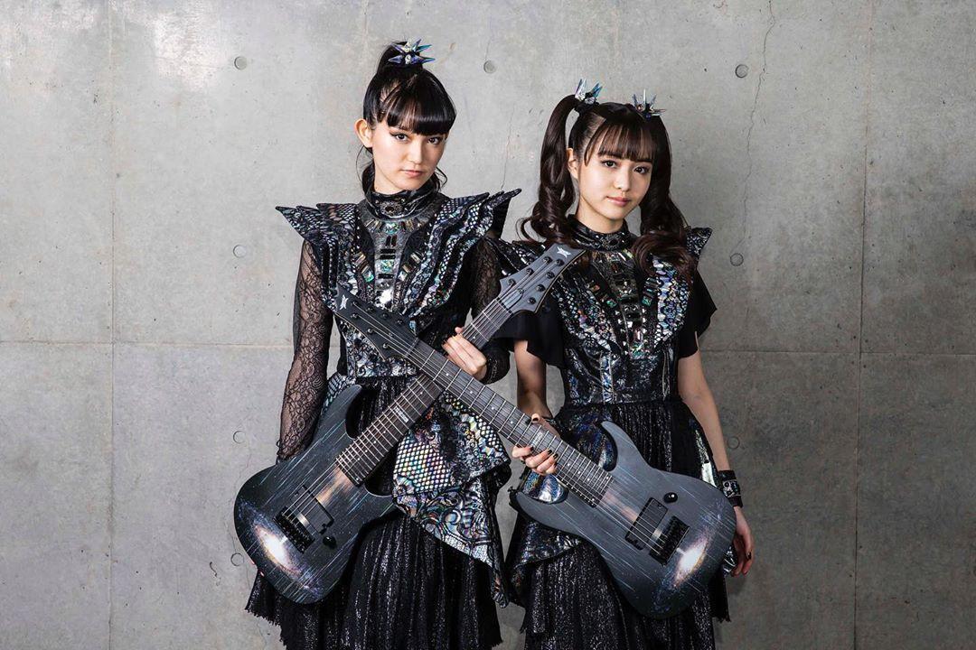 MOR.BO RIOT: Babymetal, la banda de rock japonesa que mezcla el espectáculo con la coreografía y el heavy metal