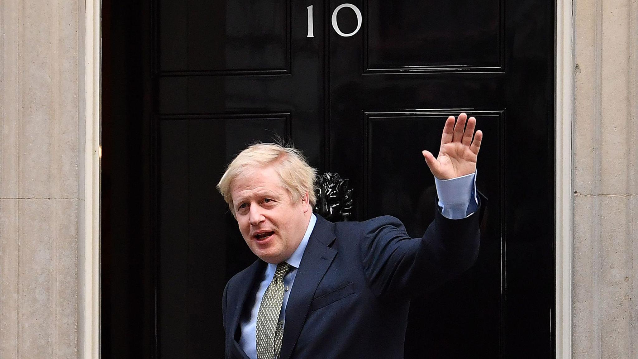 ¿Qué le espera al Reino Unido y al Brexit con la victoria de Boris Johnson?