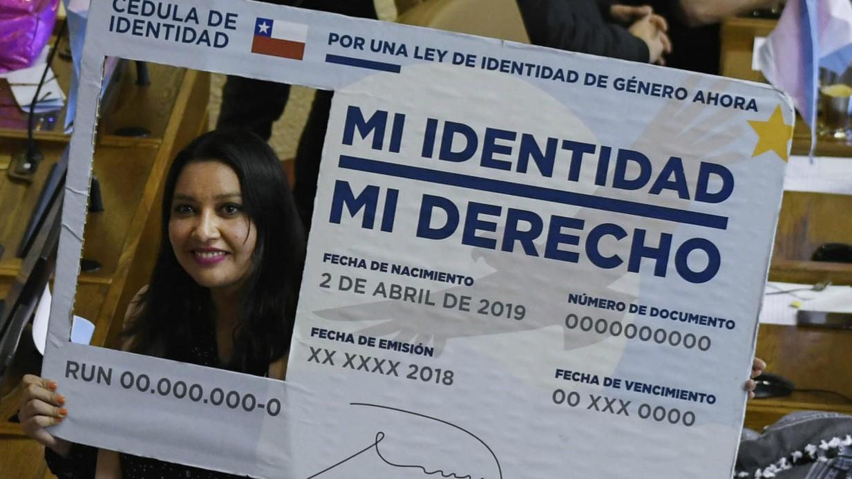 Chile: Desde hoy se puede reservar la hora para el cambio de sexo y nombre de acuerdo a la Ley de Identidad de Género
