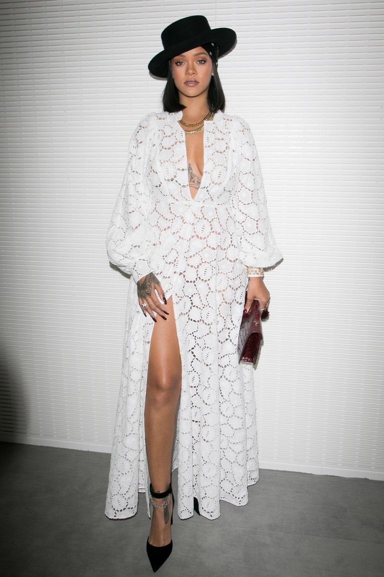 Rihanna. Fotografía: Getty Images