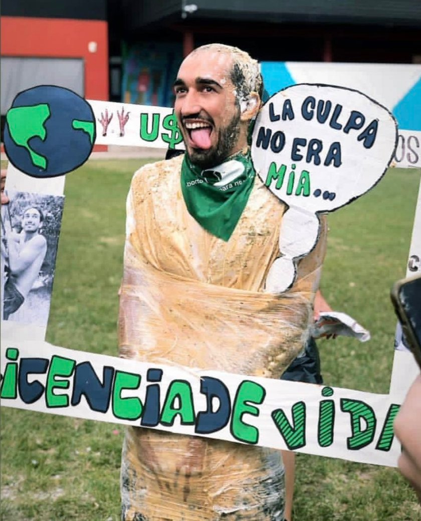 Argentina: Universidad anula el título de estudiante universitario que se burló de los femicidios
