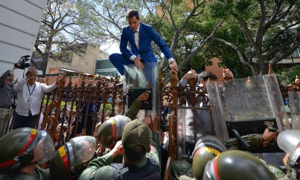 Venezuela ahora tiene dos presidentes de la Asamblea Nacional