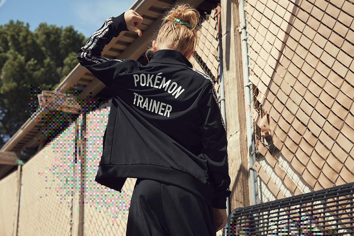 Pokémon x adidas. Foto: Highsnobiety