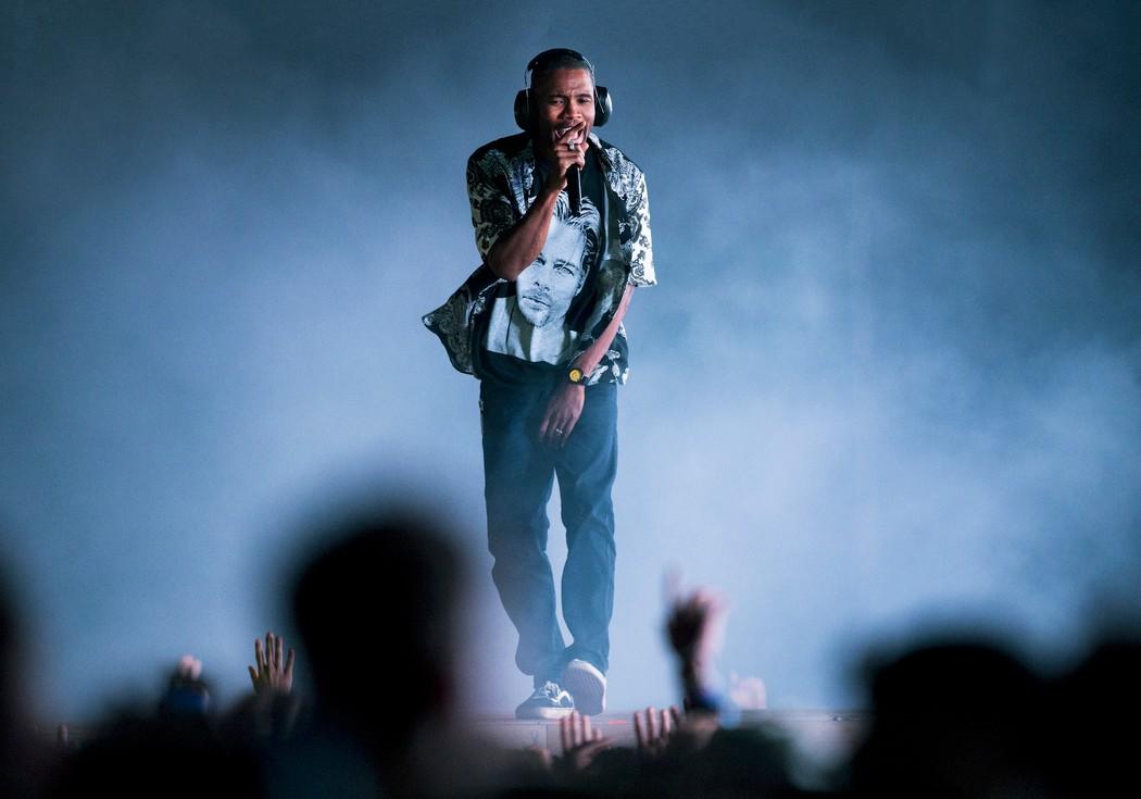 Frank Ocean. Foto: Getty Images
