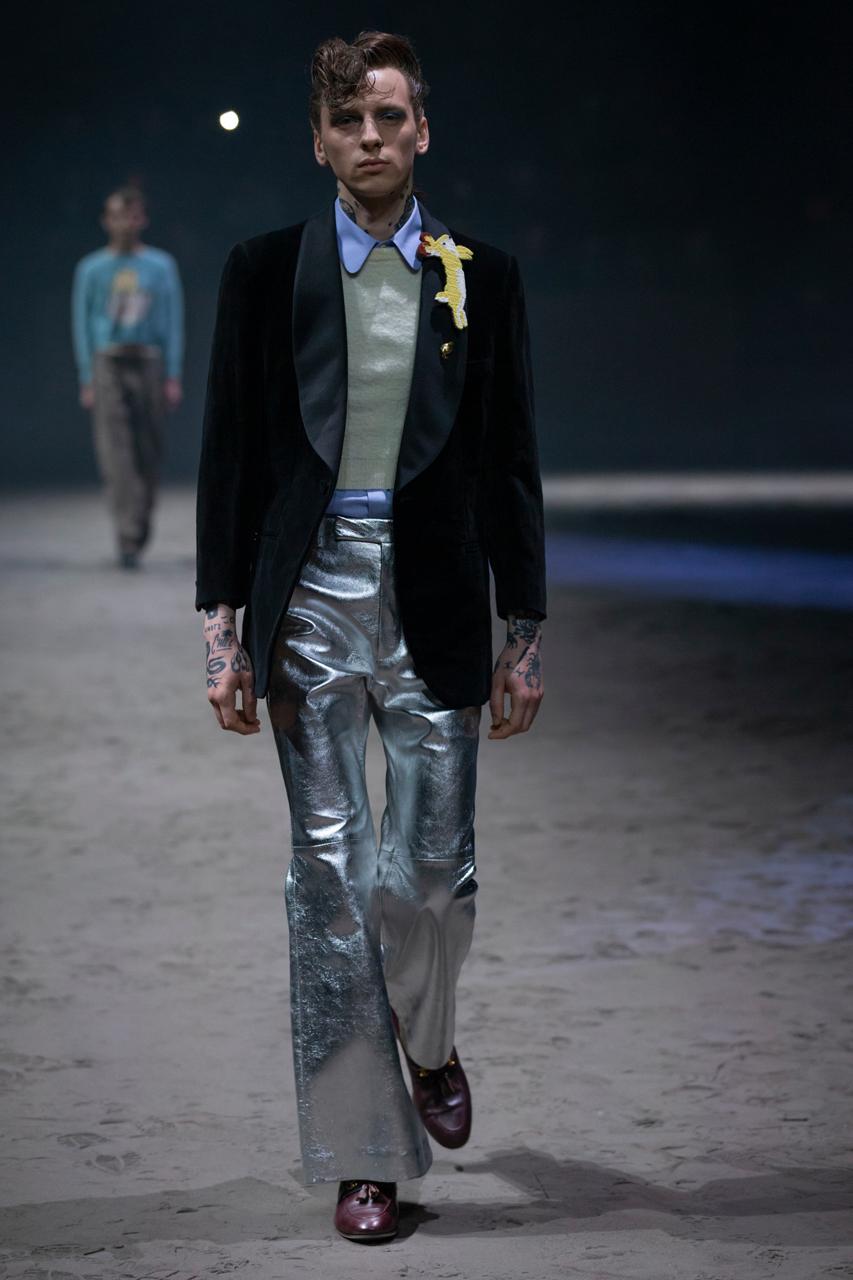 Colección Gucci F/W 2020. Fotografía: Gucci