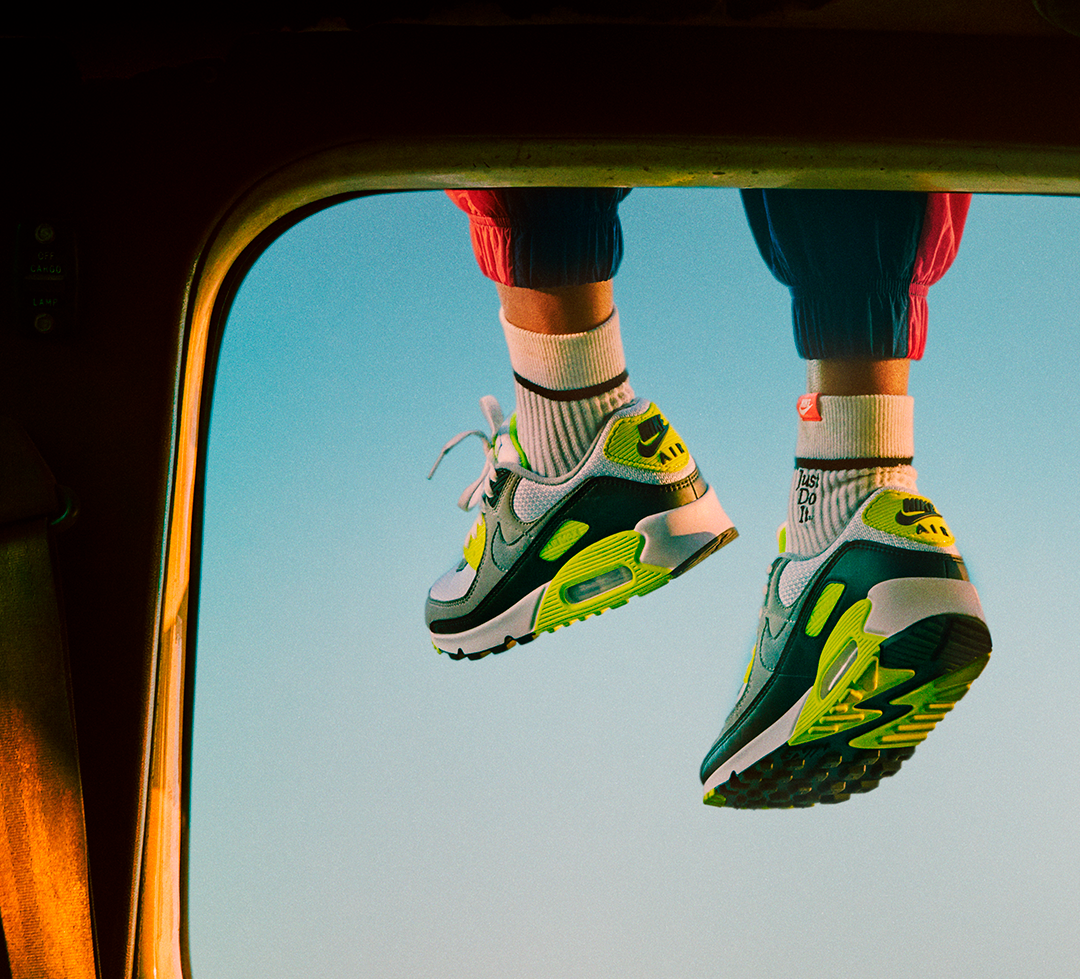 """""""AIR MAX 90"""". Foto: Nike"""