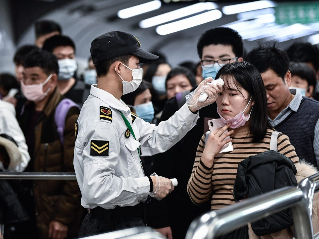 Coronavirus: China construye hospital en 10 días para atender a más de 1000 pacientes afectados