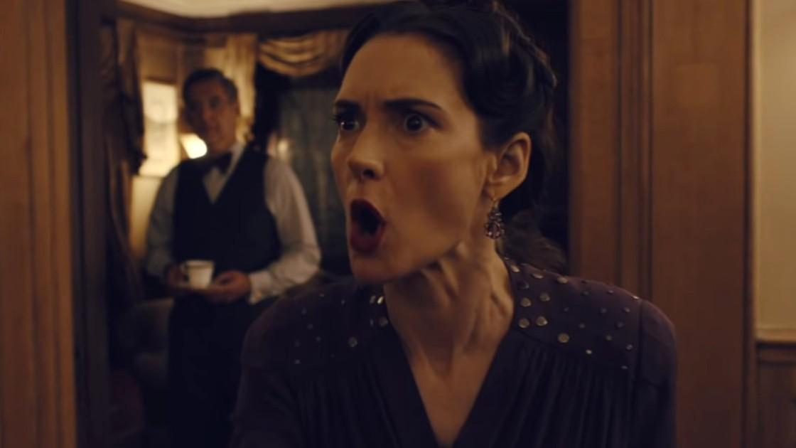 """""""A Plot Against America"""": HBO estrena trailer de nueva serie protagonizada por Winona Ryder y John Turturro"""