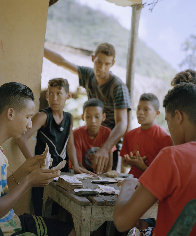 """Venezuelan Youth"". Fotografía: Silvana Trevale"