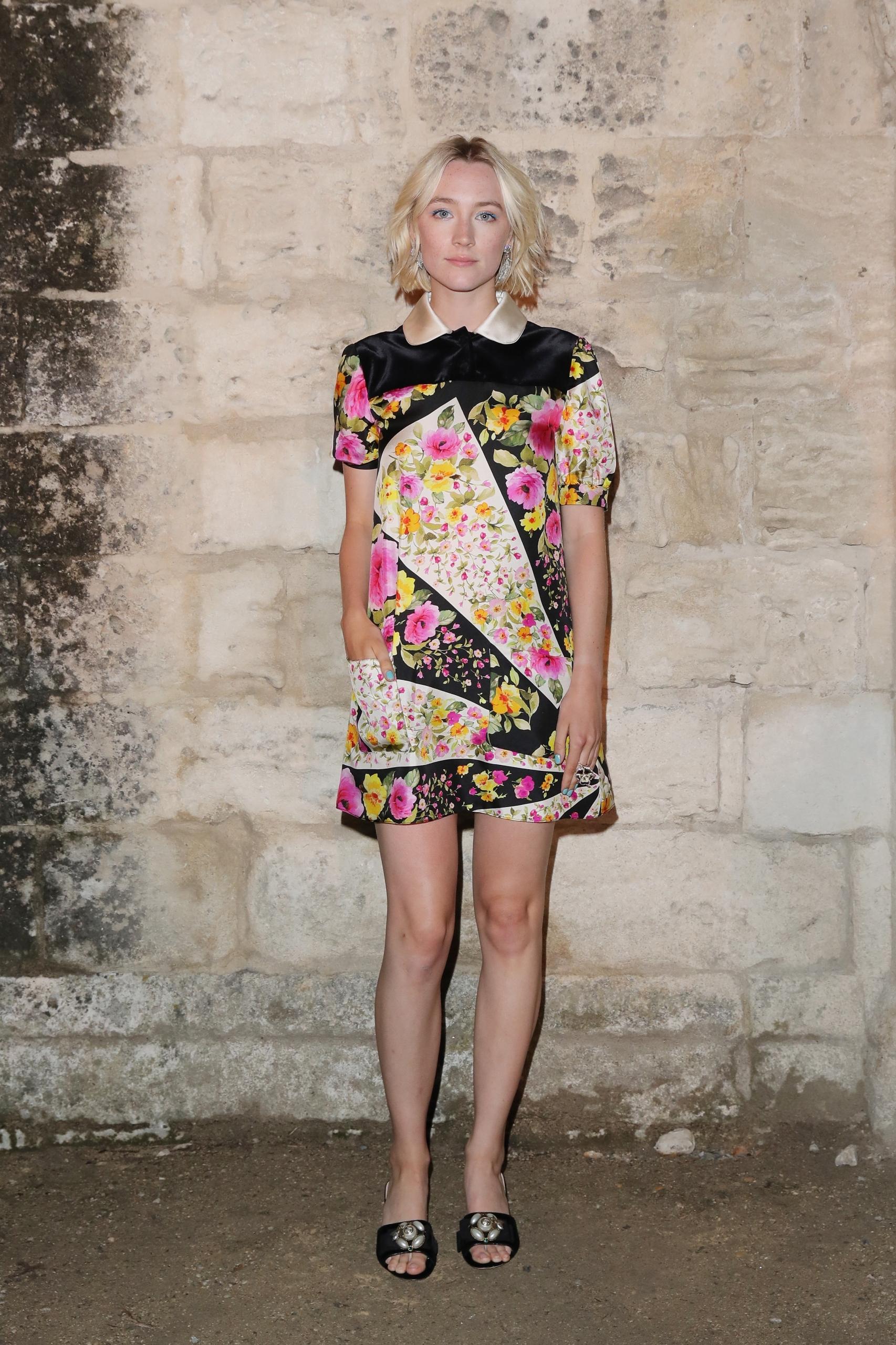 Saoirse Ronan. Foto: Saoirse Ronan/Gucci