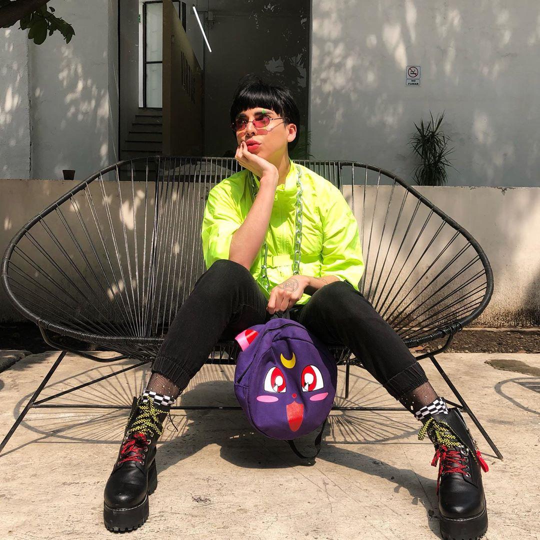 MOR.BO RIOT: Sailorfag, el mexicano que conquista la escena urbana con trap queer