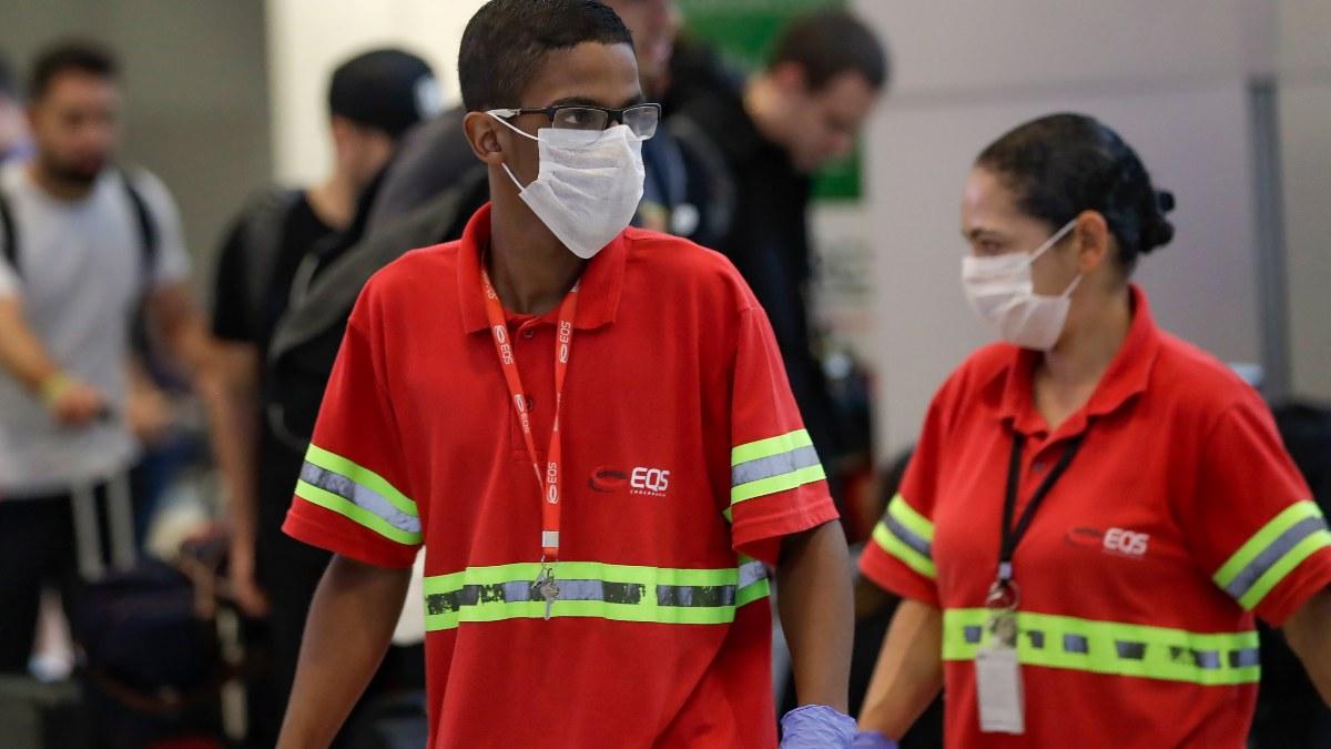 Coronavirus: Brasil registra el primer caso de Latinoamérica mientras las cifras mundiales aumentan