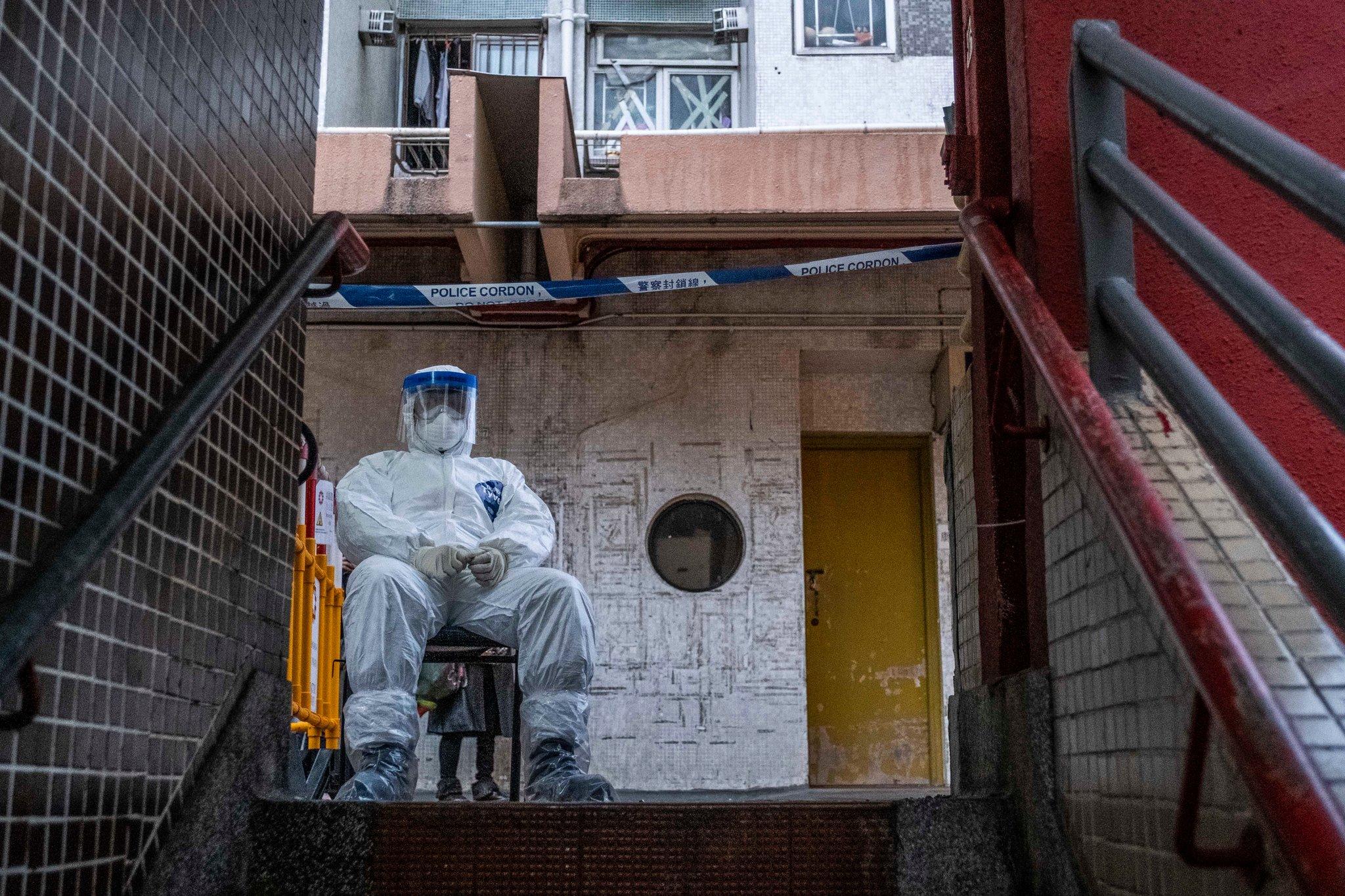 China: se reducen los casos de coronavirus en el epicentro de la enfermedad