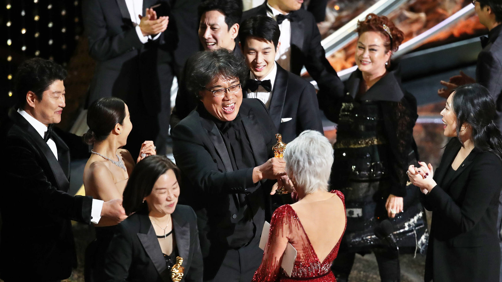 Oscars 2020: Los 10 mejores momentos de una ceremonia histórica y llena de sorpresas