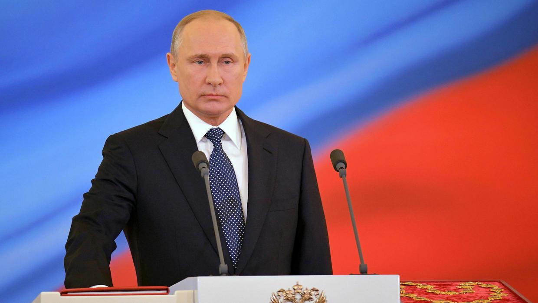 "Rusia: Vladimir Putin afirma que ""mientras yo sea presidente"" no habrá matrimonio igualitario"