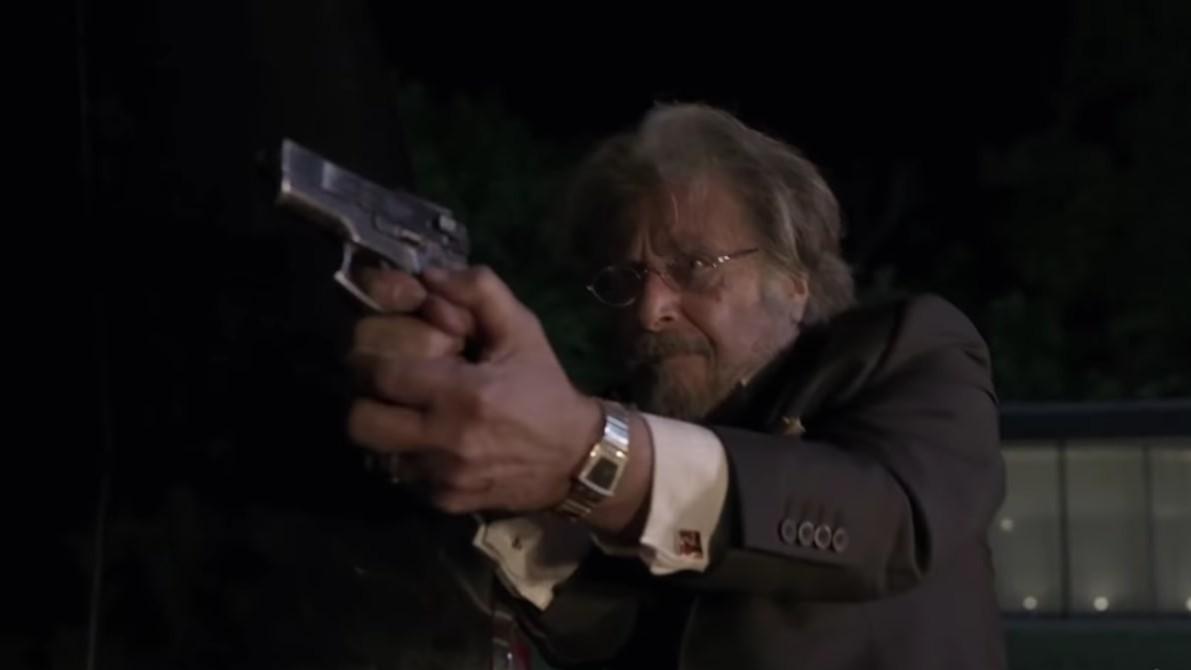 """""""Hunters"""" estrena un trailer red band violento y sangriento con Al Pacino y su pandilla de cazadores de nazis"""