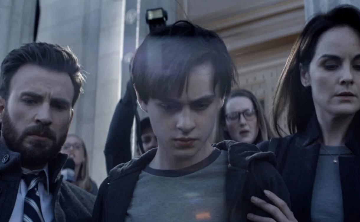"""""""Protecting Jacob"""": Chris Evans defiende la inocencia de su hijo en el nuevo drama de Apple TV+"""