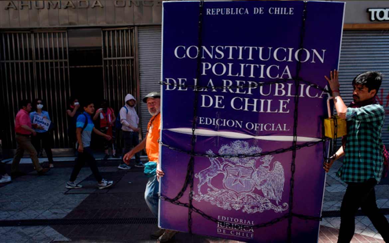 Chile: Plebiscito constitucional se realizará el 25 de octubre debido al COVID-19