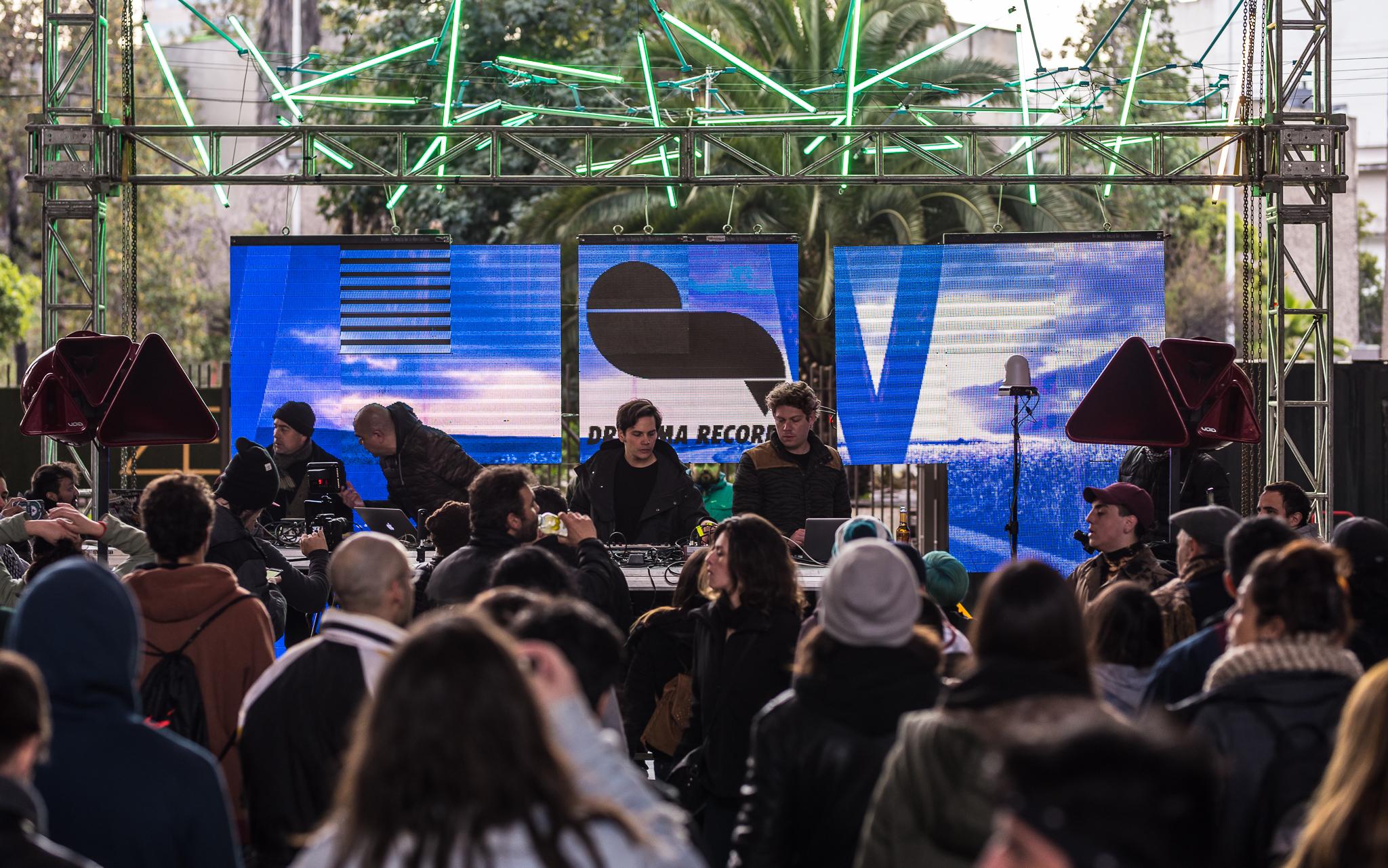 Frecuencias 2020: Barrio Loreto será el epicentro de la música electrónica chilena