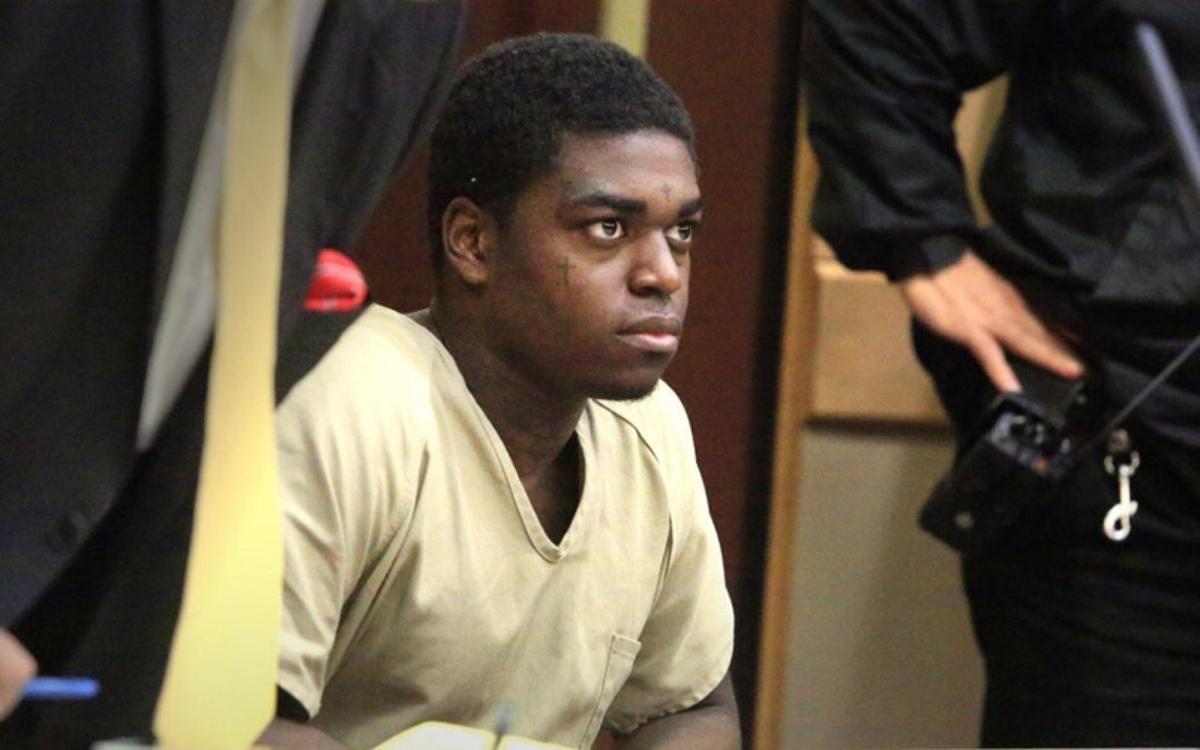 Kodak Black se declaró culpable por posesión ilegal de armas