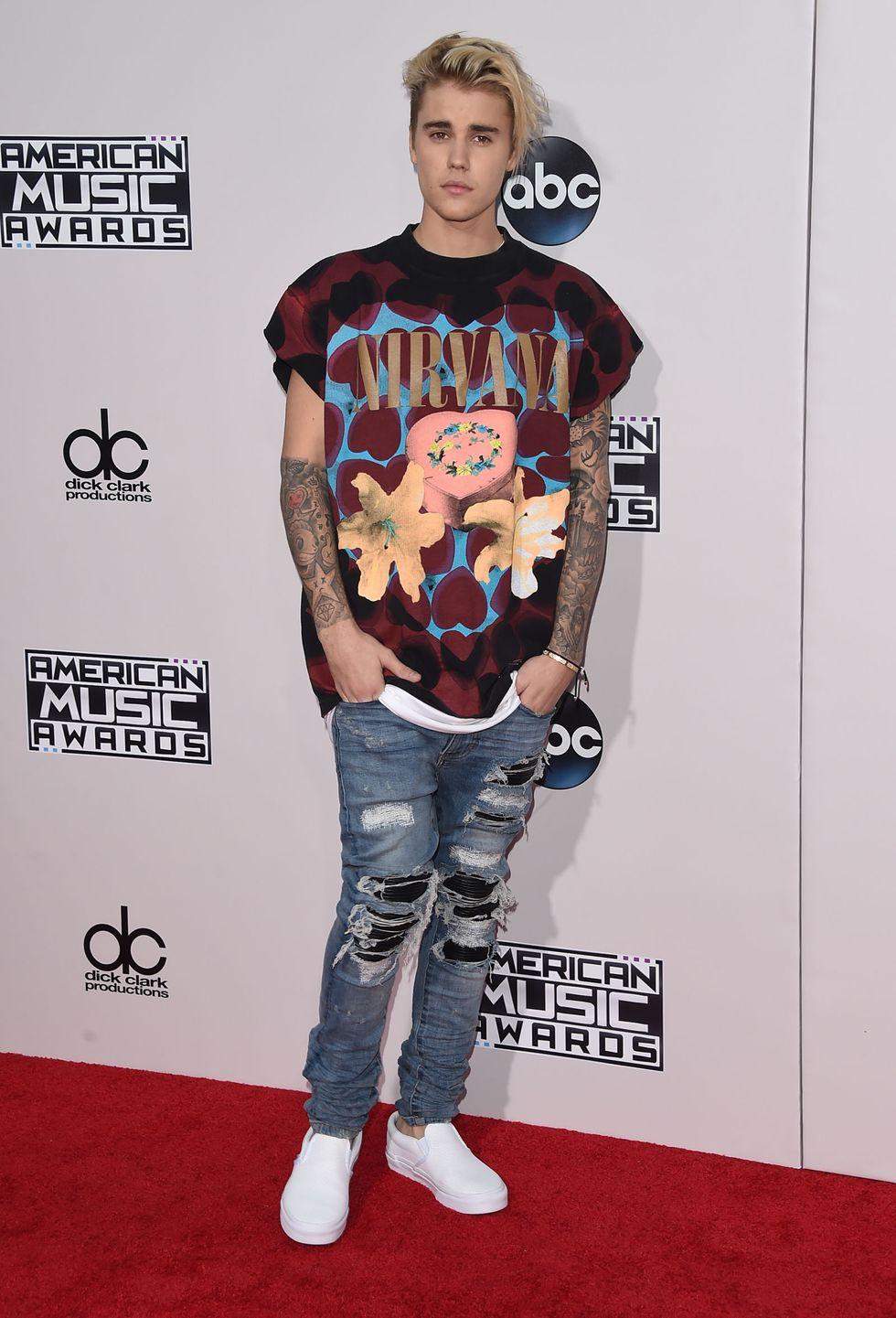 Justin Bieber. Fotografía: Getty