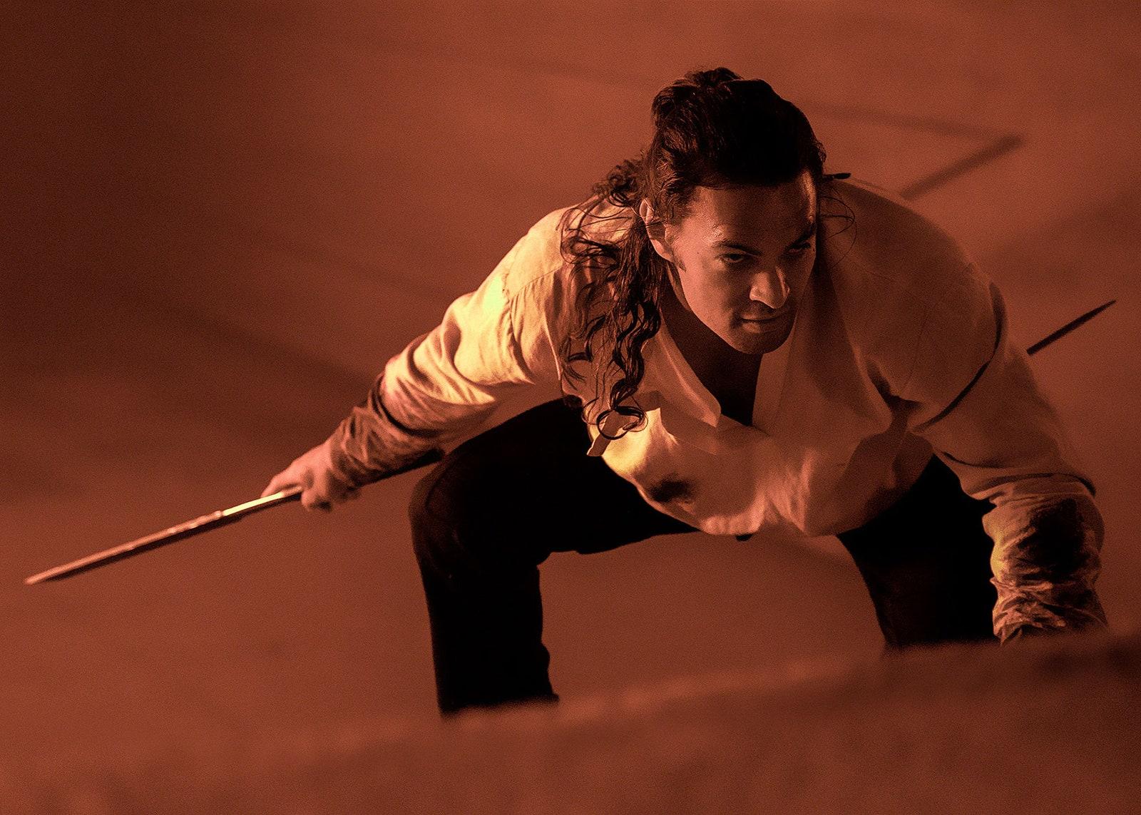 Jason Momoa como Duncan Idaho. Fotografía: Chiabella James