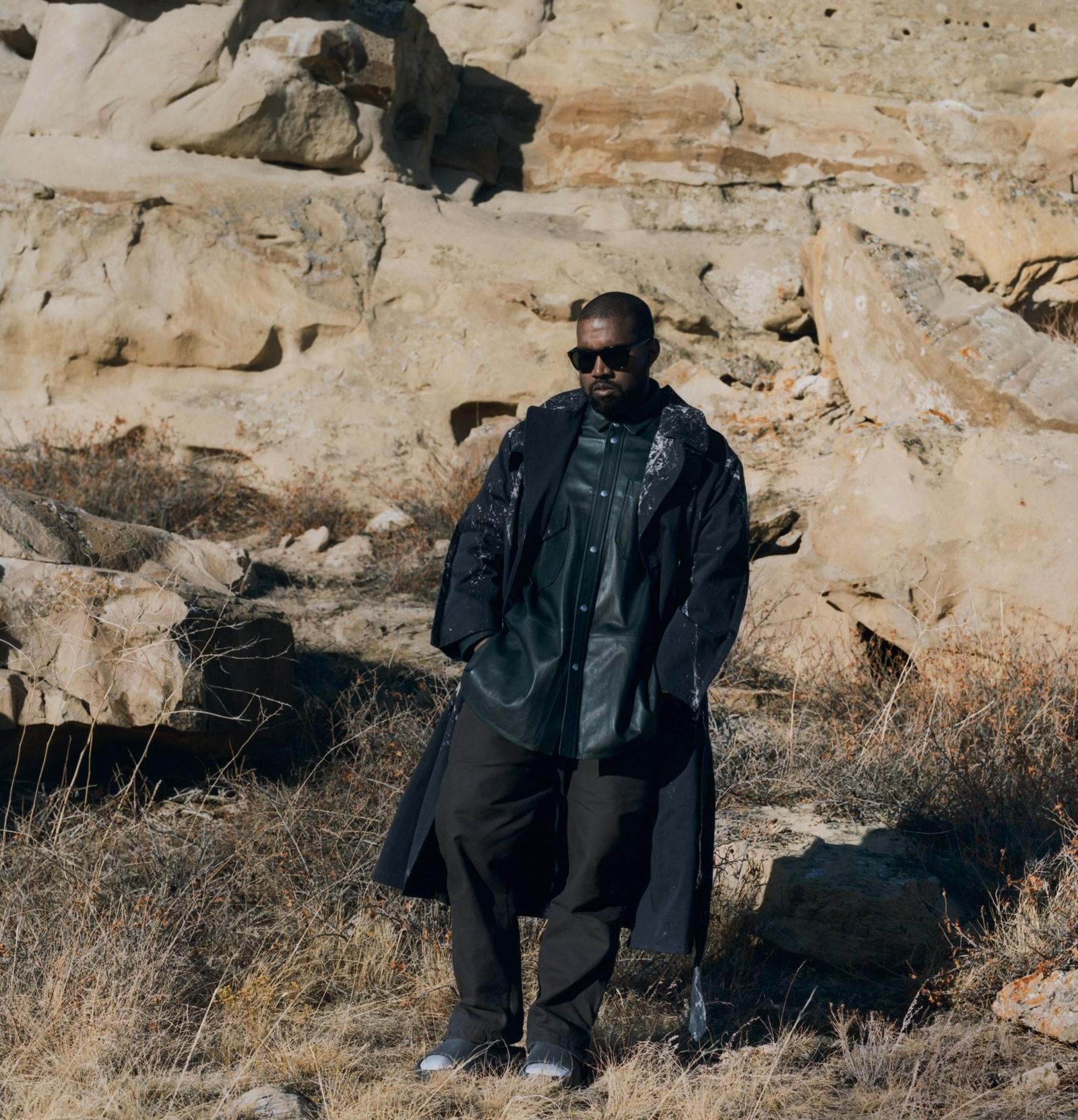 """Kanye West habla de fe, arte, arquitectura y política: """"No pretendo ser libre, simplemente lo soy"""""""