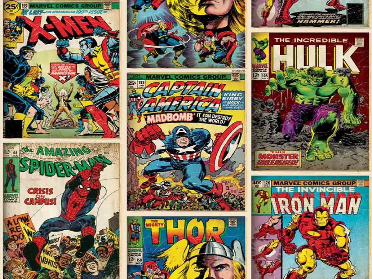 Estos son los cómics que Marvel liberó de forma gratuita