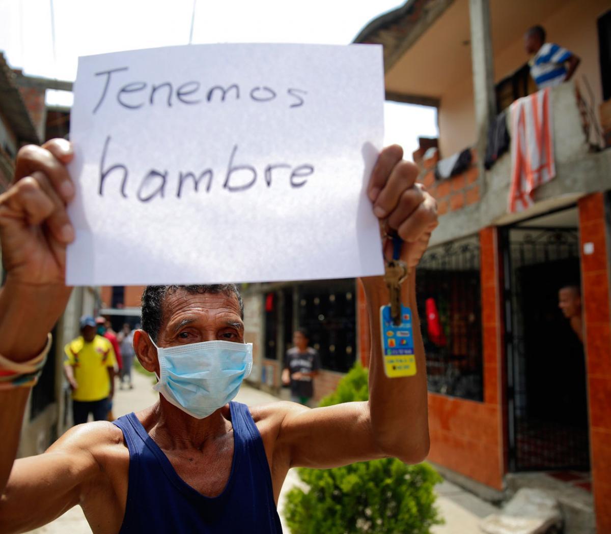 Coronavirus: Saqueos y disturbios se hacen evidentes en Colombia en plena cuarentena; Latinoamérica suma más de 100.000 casos