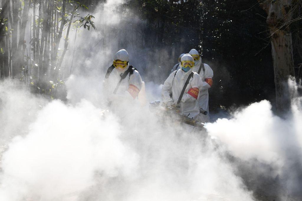 Un nuevo estudio dice que el coronavirus fue detectado en pequeñas partículas de contaminación del aire
