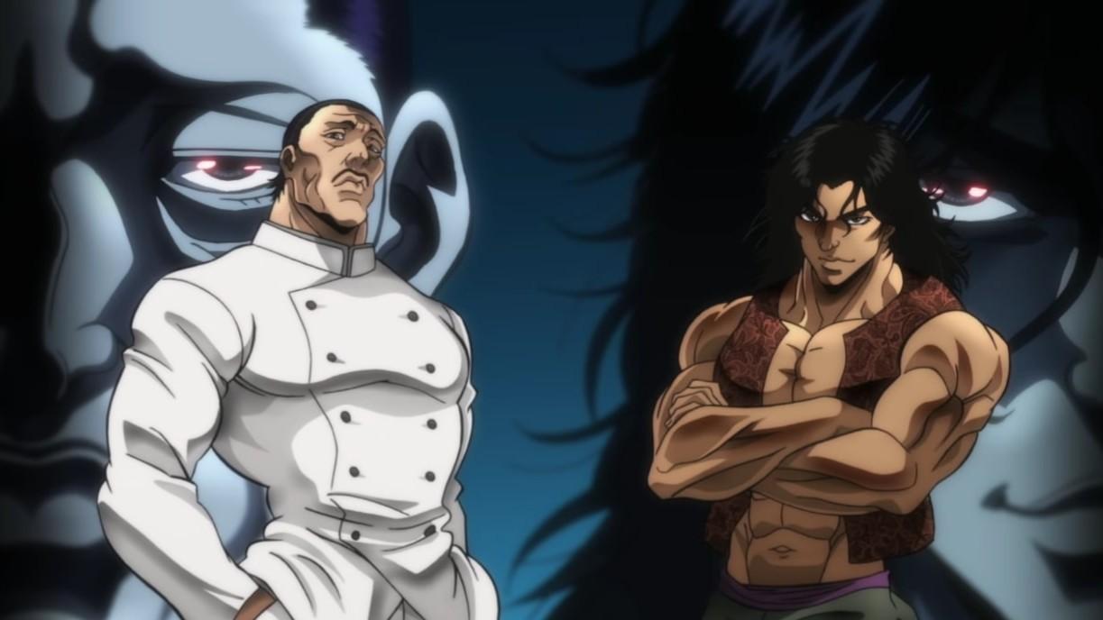 """""""Baki"""": El peleador se enfrentará a nuevos retos y los acabará a todos en la segunda temporada"""