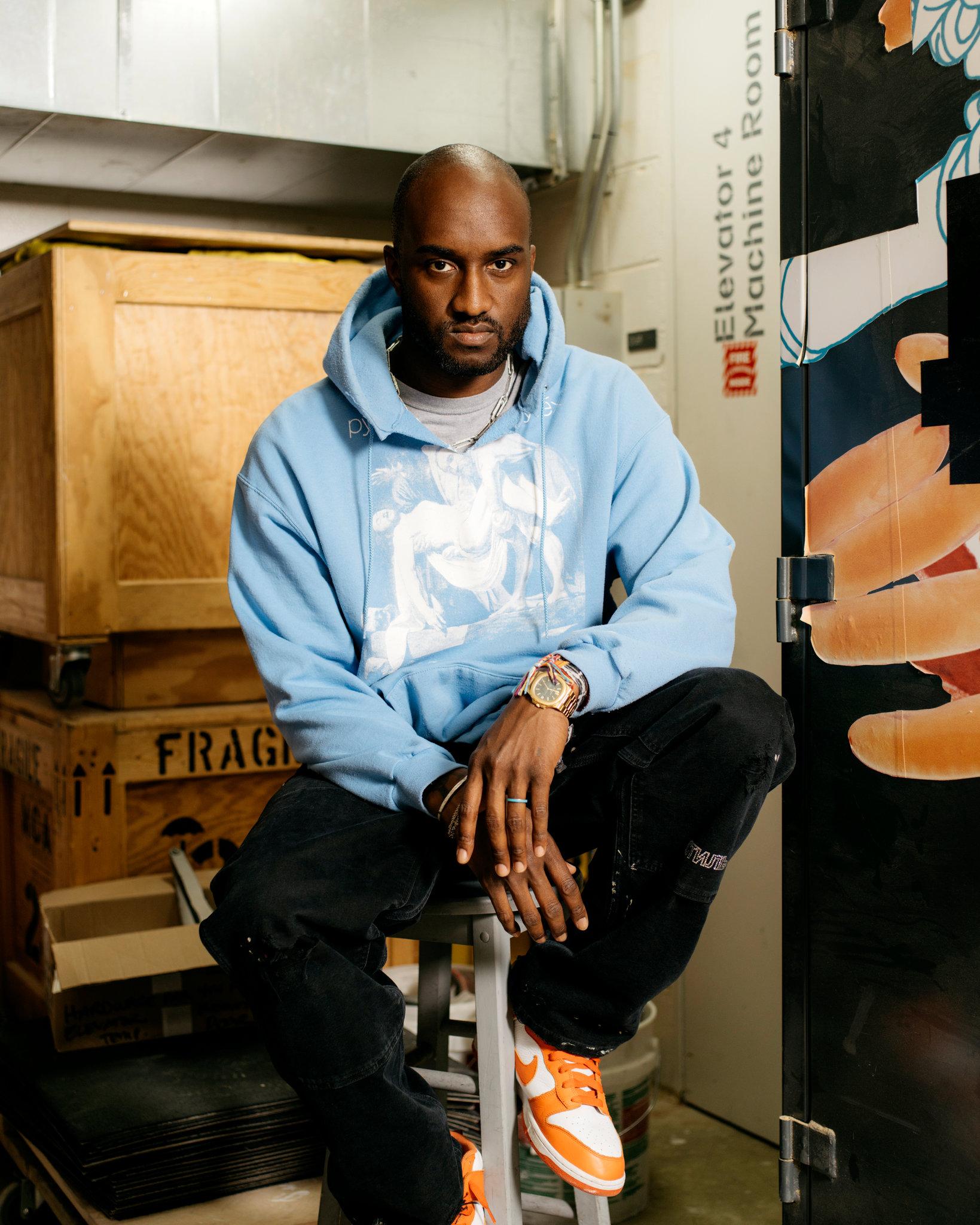 Virgil Abloh quiere tu feedback para diseñar su próxima collab con Nike