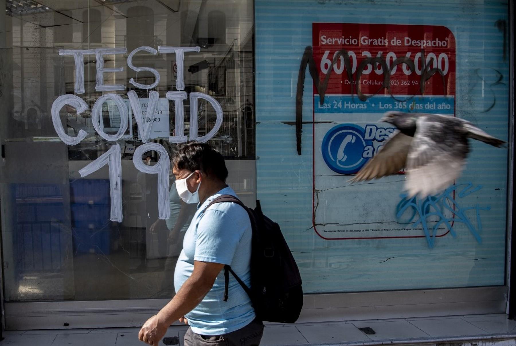 Coronavirus: Chile reporta 2.502 casos en las últimas 24 horas; Brasil se queda sin ministro de Salud otra vez durante la pandemia