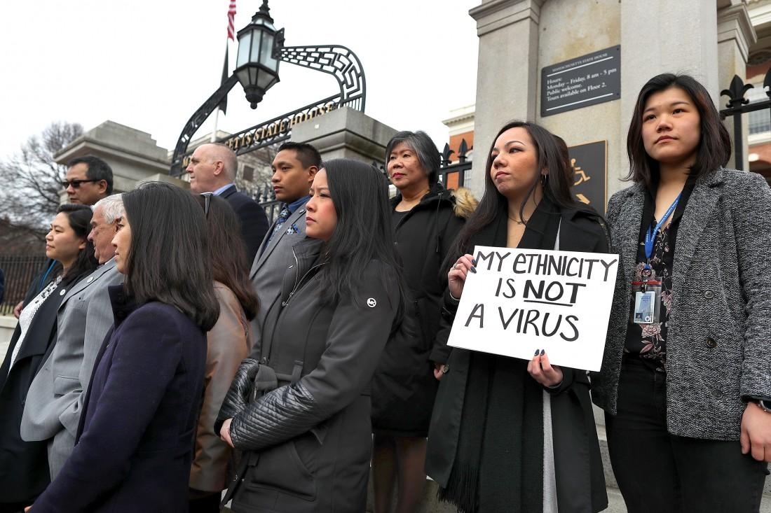 Aumentan casos de crímenes de odio en contra de chinos a raíz de la pandemia
