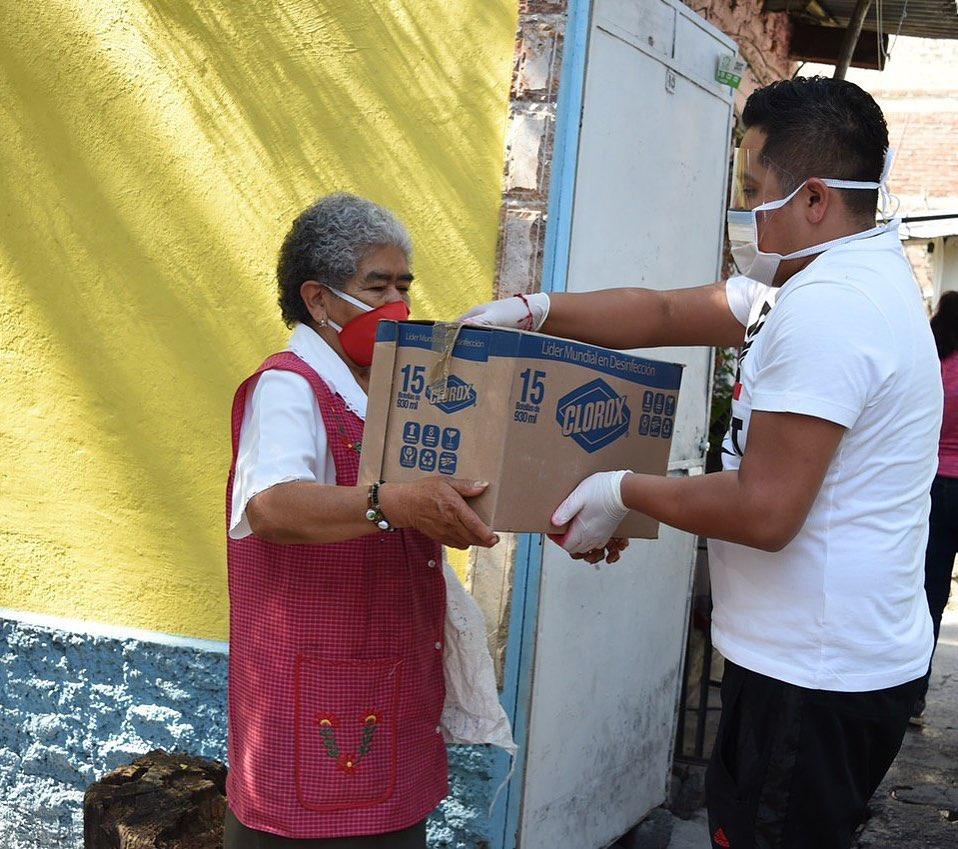 Las iniciativas en América Latina que ofrecen ayuda durante la pandemia