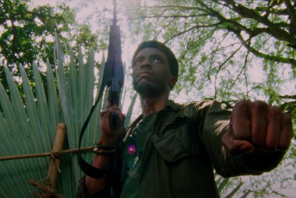 """""""Da 5 Bloods"""": Spike Lee regresa con una épica de la Guerra de Vietnam para Netflix"""