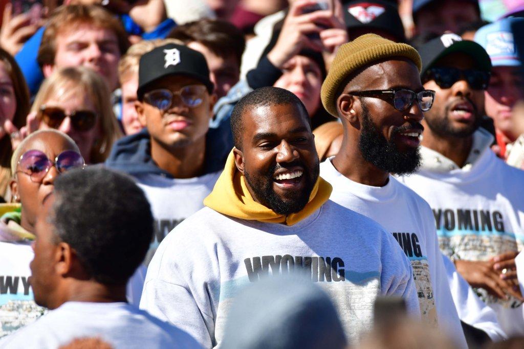 ¿Está Kanye West preparando un nuevo disco?